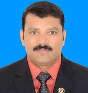 MR. ASHRAF SHARAFUDHEEN P.T