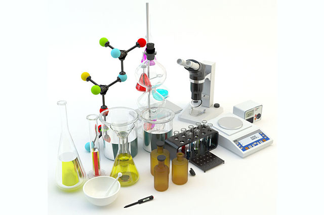 Well – Equipped Home Science Laboratory