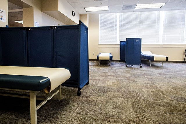 Isolation Rooms
