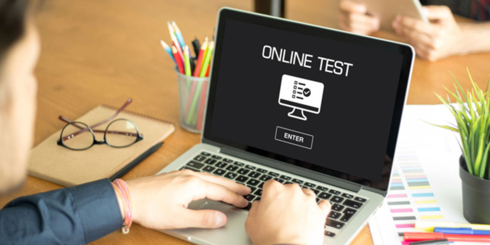 Guidelines to attend ONLINE EXAM